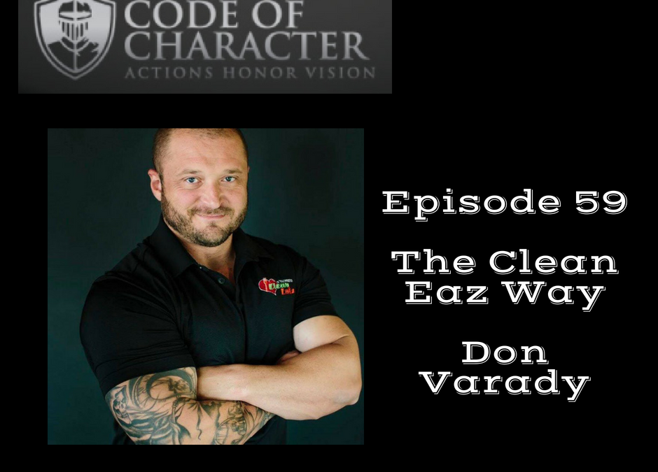 059: The Clean Eatz Way | Don Varady