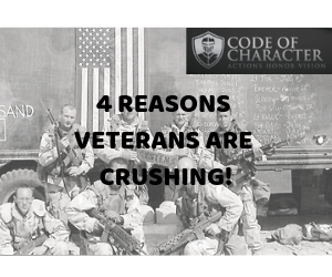 Why Veterans are Crushing it!